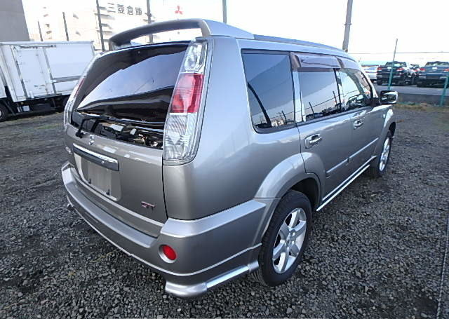 NISSAN X-TRAIL RARE 2007 GT TURBO 4X4 AUTOMATIC * LOW MILEAG SOLD (picture 2 of 6)