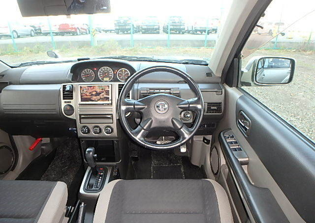NISSAN X-TRAIL RARE 2007 GT TURBO 4X4 AUTOMATIC * LOW MILEAG SOLD (picture 5 of 6)