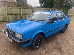 1984 Nissan Sunny Jubilee SOLD by Auction