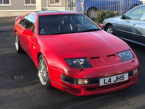 UK spec Nissan 300zx auto