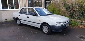Nissan sunny only 59k from new