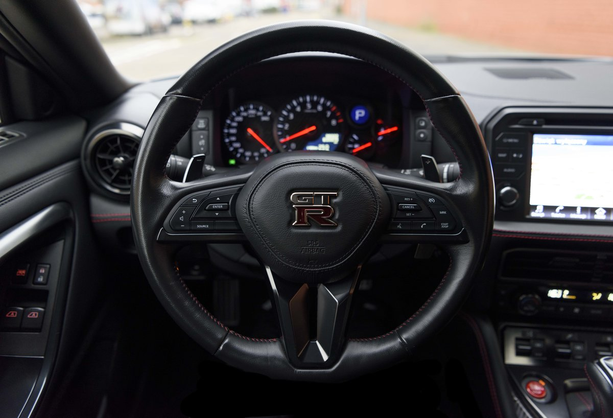 2017 Nissan R35 GT-R (LHD) For Sale (picture 18 of 24)