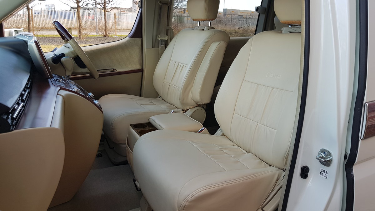2006 NISSAN ELGRAND CUSTOM 2.5 HIGHWAY STAR AERO V EDITION ONLY 4 SOLD (picture 4 of 6)