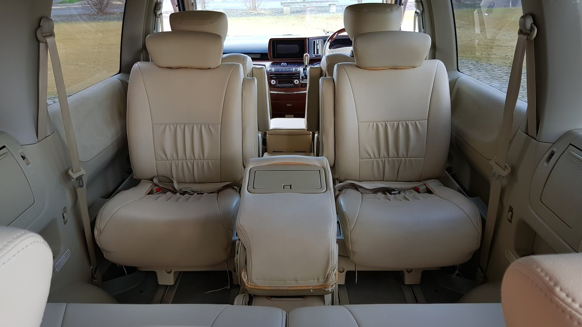 2006 NISSAN ELGRAND CUSTOM 2.5 HIGHWAY STAR AERO V EDITION ONLY 4 SOLD (picture 5 of 6)