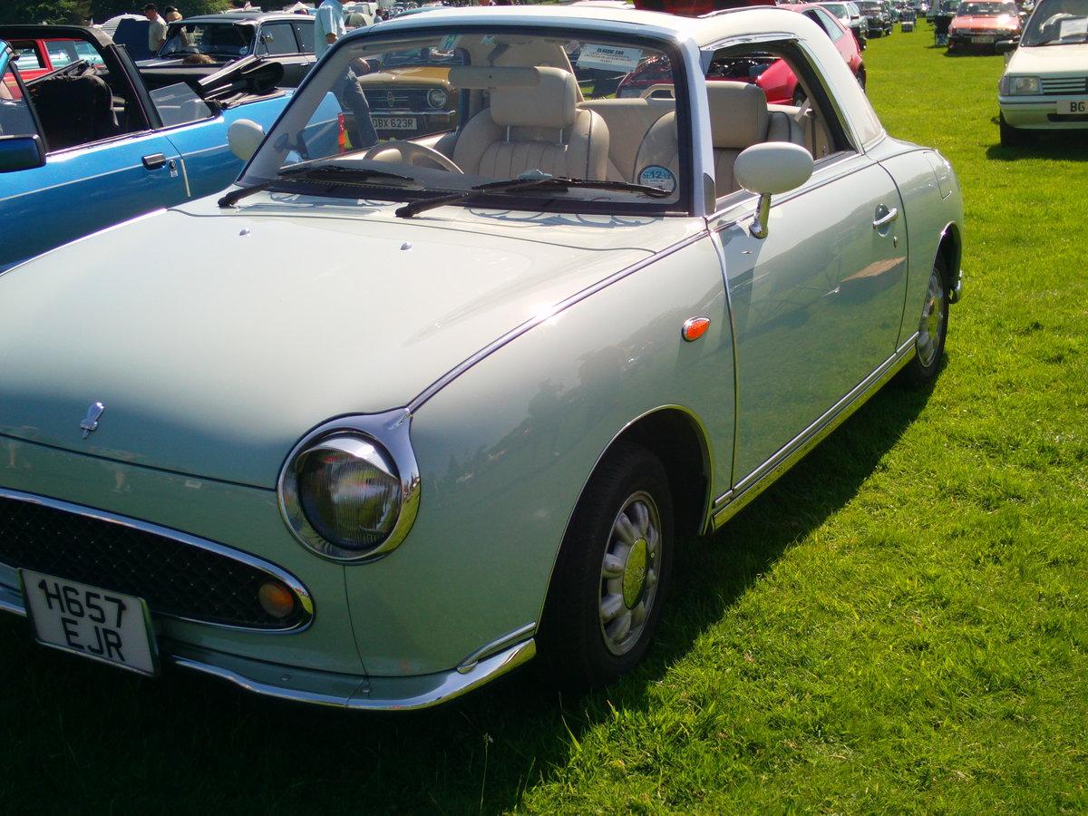 1991 Figaro retro fashion car SOLD (picture 6 of 6)