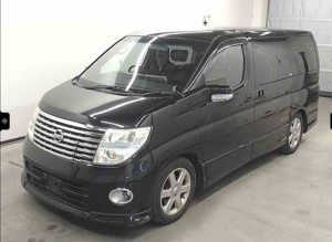 2007 NISSAN ELGRAND 3.5 HIGHWAY STAR MYSTIC BLACK 4X4 8 SEATER * For Sale