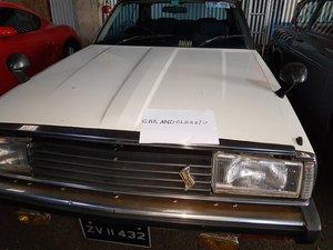 1979 Nissan Skyline Datsun C211