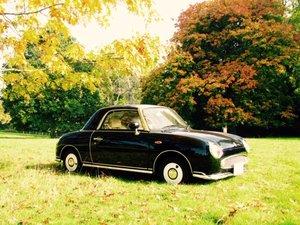 1991 Nissan Figaro Excellent Condition Complete Restore