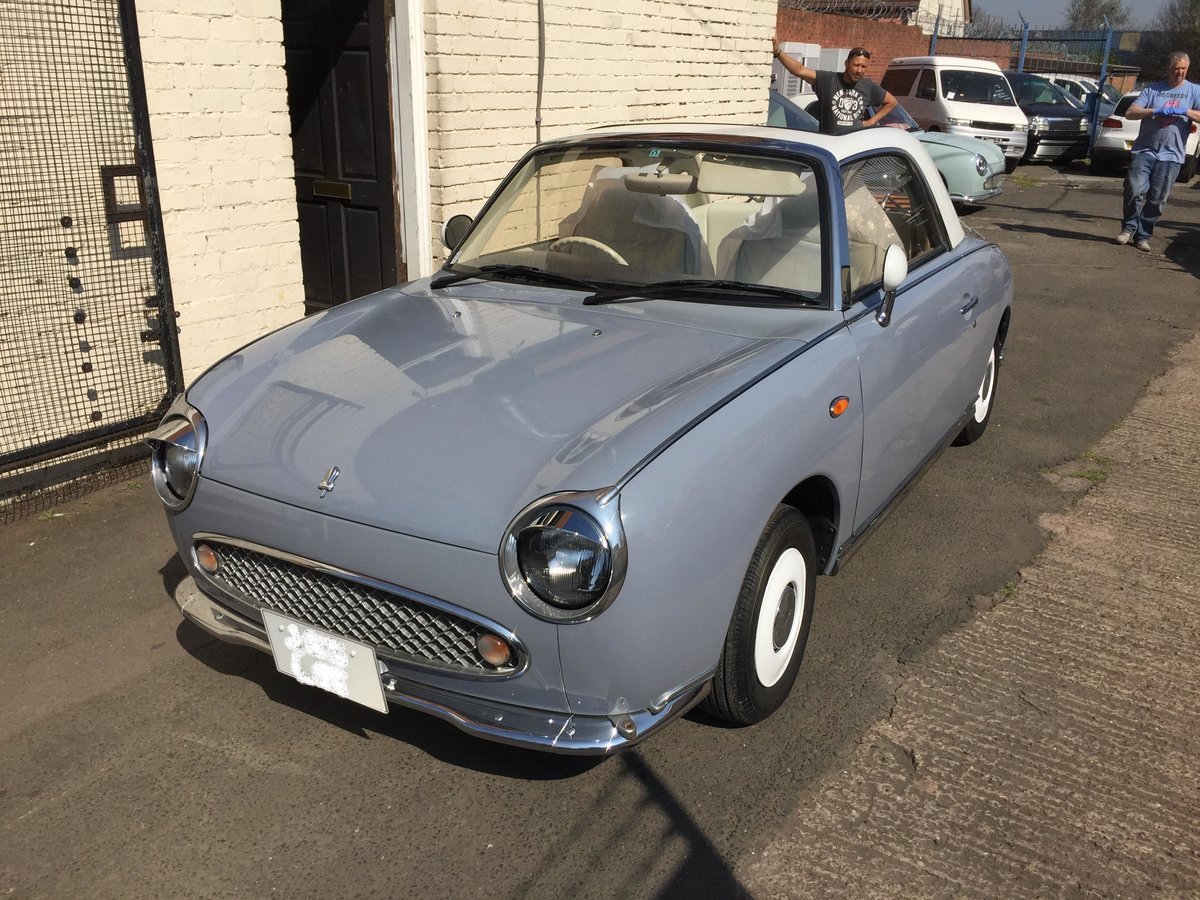1991 Nissan Figaro Excellent Condition, low mileage For Sale (picture 1 of 6)