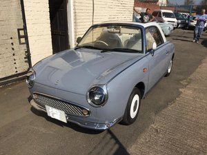 1991 Nissan Figaro Excellent Condition Complete Restore