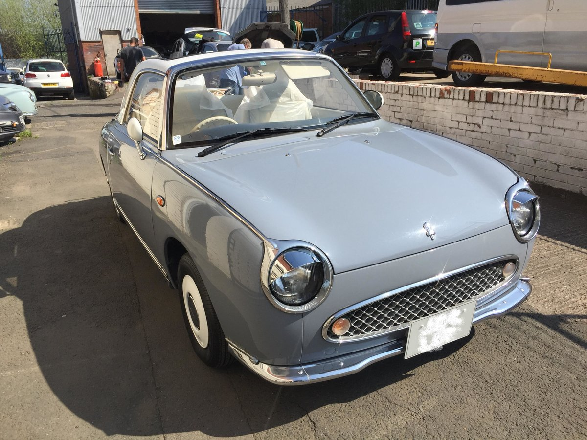 1991 Nissan Figaro Excellent Condition, low mileage For Sale (picture 2 of 6)