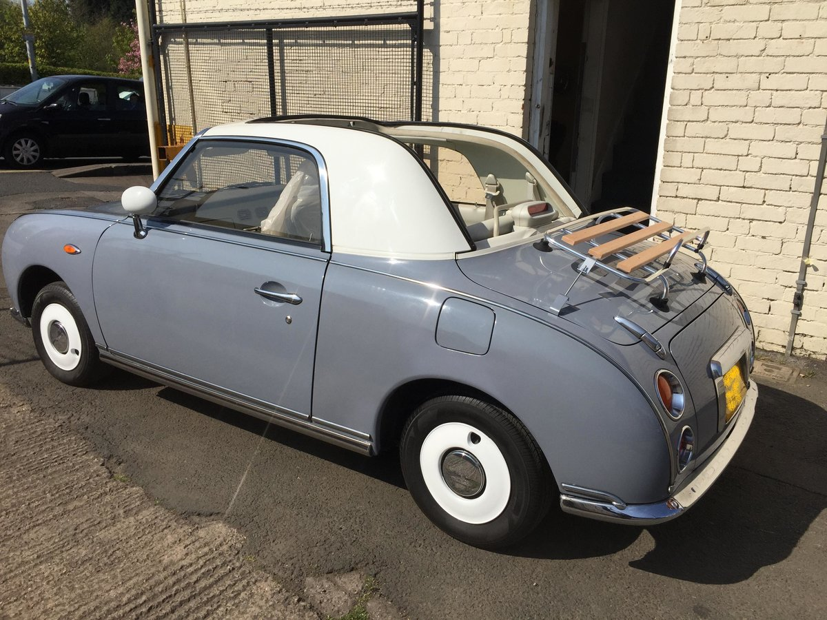 1991 Nissan Figaro Excellent Condition, low mileage For Sale (picture 3 of 6)