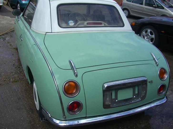 1991 Nissan Figaro Excellent Con Current Restoring For Sale (picture 2 of 6)