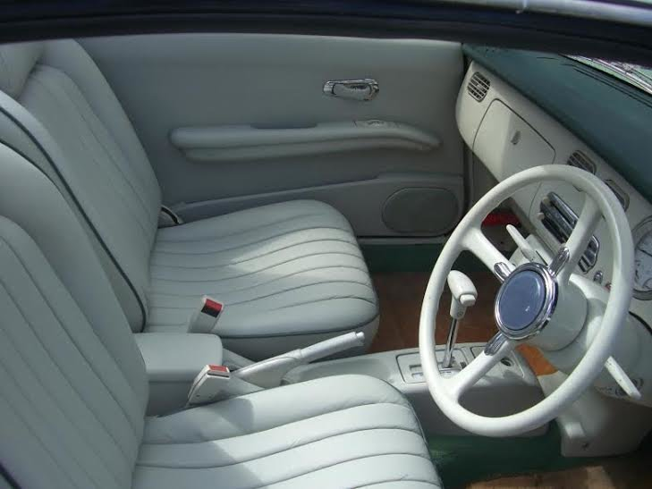 1991 Nissan Figaro Excellent Con Current Restoring For Sale (picture 3 of 6)
