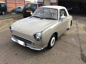 Nissan Figaro Excellent Condition Complete Restori