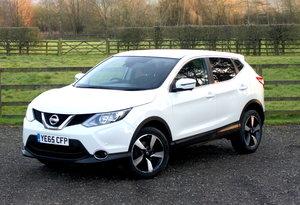 2015 Nissan Qashqai N-TEC DIG-T 1.2 PETROL For Sale