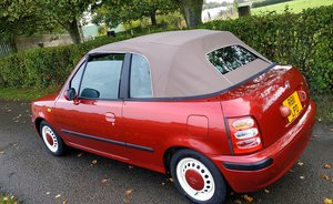 Nissan Micra March K11 Cabriolet (not pao figaro)