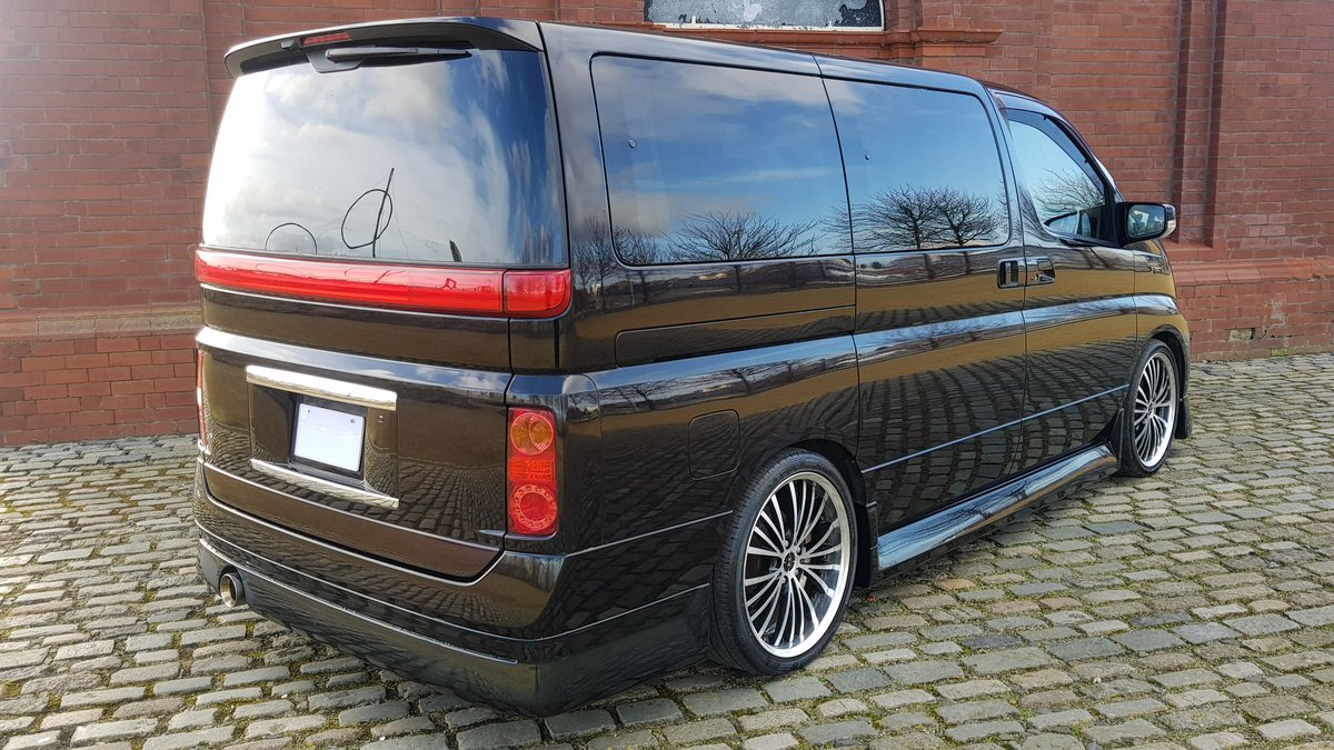 2005 NISSAN ELGRAND ELGRAND 3.5 X CUSTOM KENSTYLE  SOLD (picture 2 of 6)