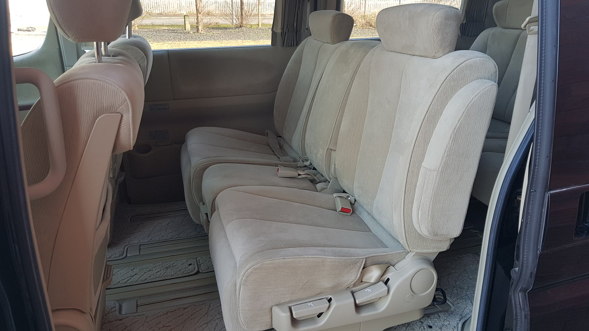 2005 NISSAN ELGRAND ELGRAND 3.5 X CUSTOM KENSTYLE  SOLD (picture 4 of 6)