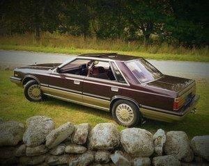 1985 Nissan Laurel SGX Hardtop 3.0V6
