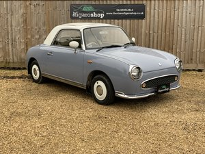1991 Figaro **** Low Mileage Lapis Grey******