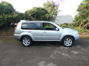 2006 Nissan X-Trail 2.5 litre petrol 17,000 miles only
