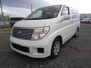 2005 NISSAN ELGRAND 3.5 AUTOMATIC 8 SEATER CAMPER * 33000 MILES * For Sale