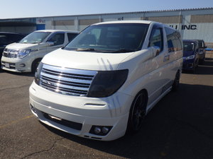 2006 NISSAN ELGRAND RARE CUSTOM 2.5 HIGHWAY STAR * LOW MILEAGE For Sale