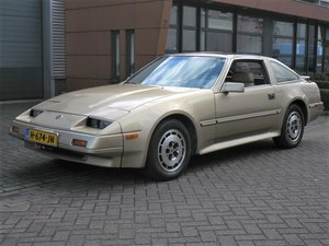 1986 Nissan 300ZX 2+2 T-bar automatic