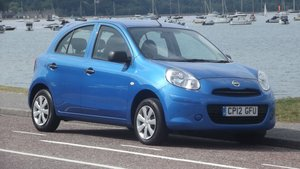 Picture of 2012 NISSAN MICRA VISIA PURE DRIVE EDT 1.2 5 DR HATCHBACK SOLD