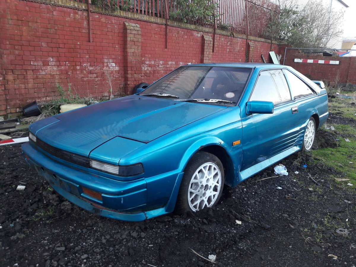 1988 E Reg Nissan Silvia 1.8 Turbo (S12) (Project Car) SOLD (picture 1 of 6)