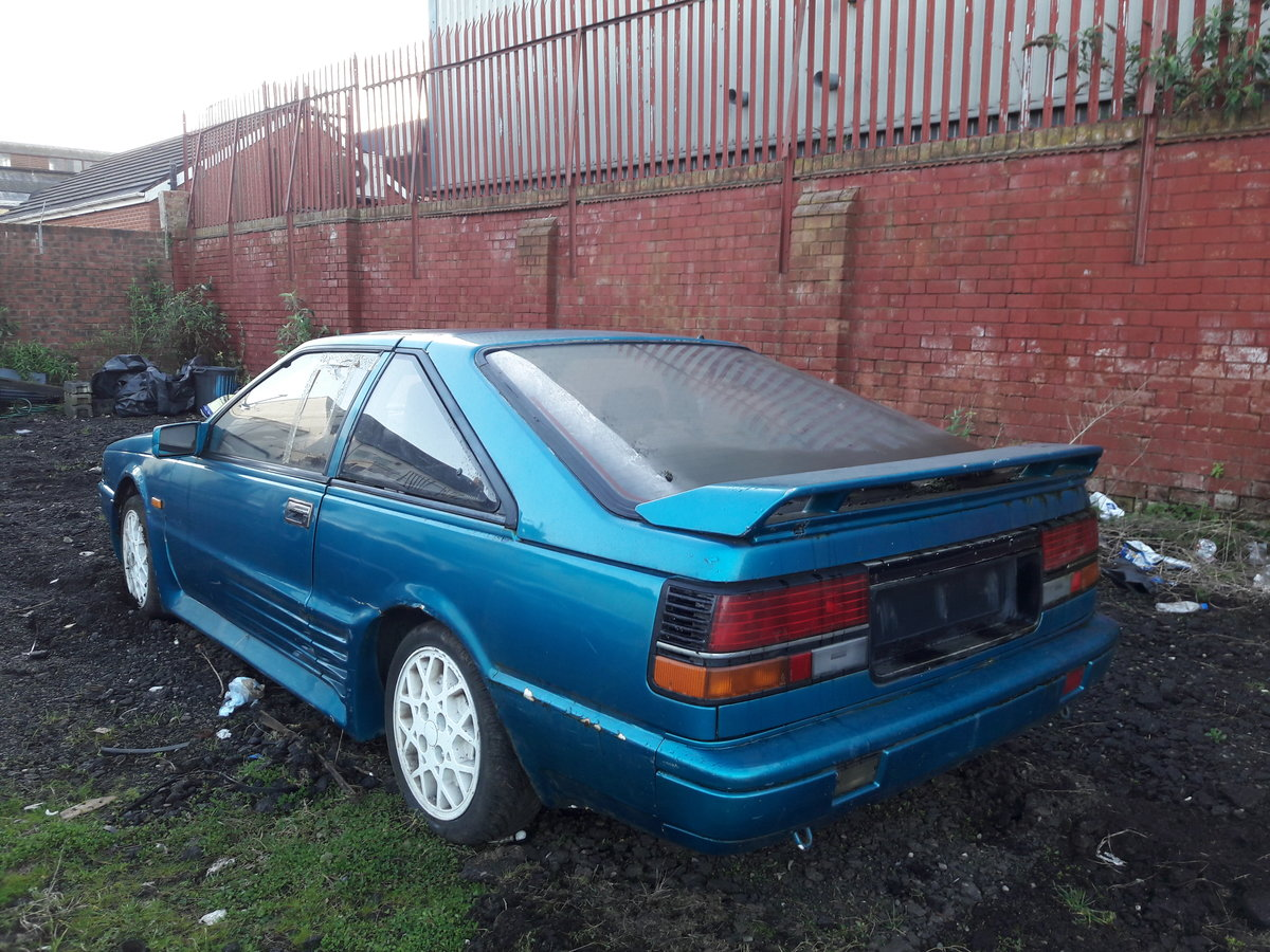 1988 E Reg Nissan Silvia 1.8 Turbo (S12) (Project Car) SOLD (picture 2 of 6)