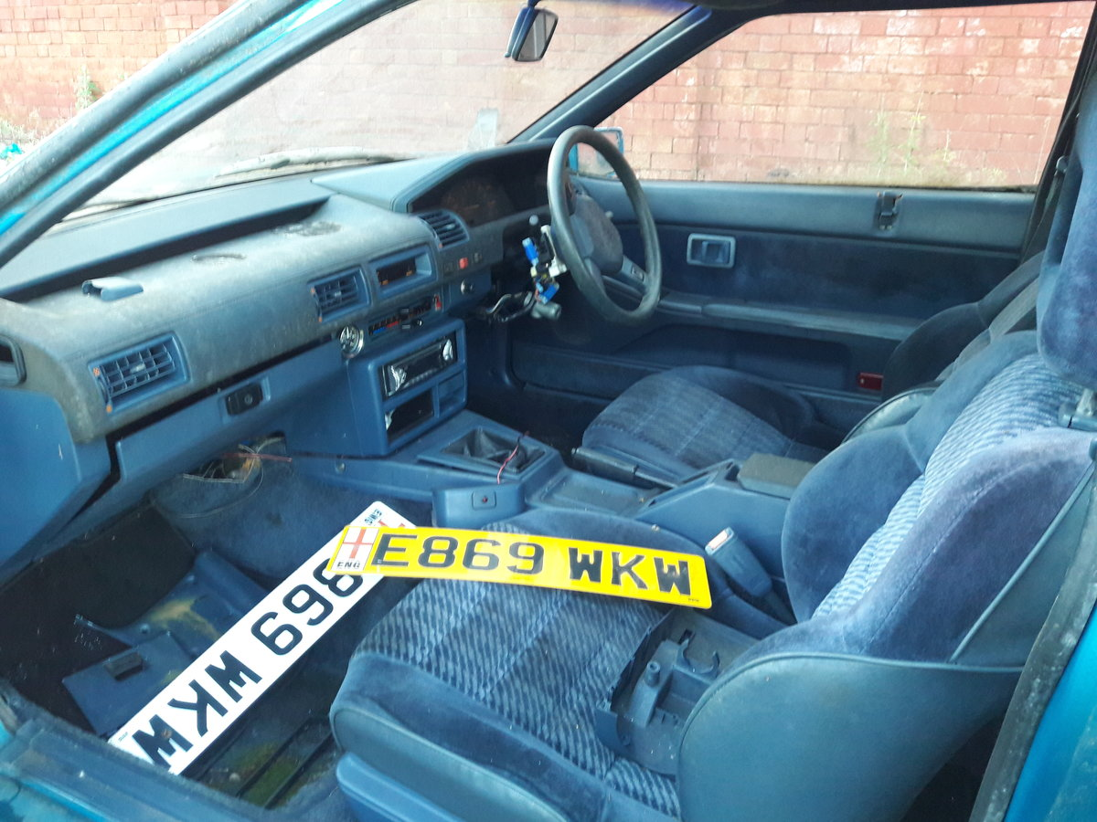 1988 E Reg Nissan Silvia 1.8 Turbo (S12) (Project Car) SOLD (picture 3 of 6)