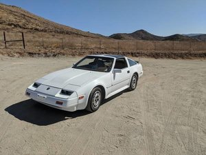 1986 Nissan 300zx very clean Nice Ivory Driver Manual $5.9k