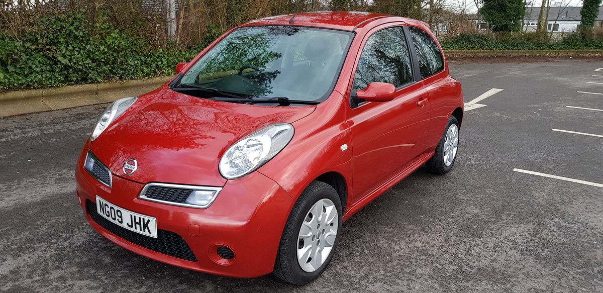 2009 VERY NICE LITTLE CAR WITH ONLY 2 OWNERS For Sale (picture 2 of 6)