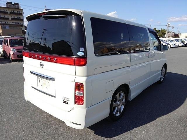 NISSAN ELGRAND 2007 3.5 HIGHWAY STAR * BLACK LEATHER SEATS * SOLD (picture 2 of 6)