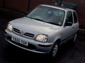 ¶¶¶ nissan micra in§piration 23k genuine miles ¶¶¶