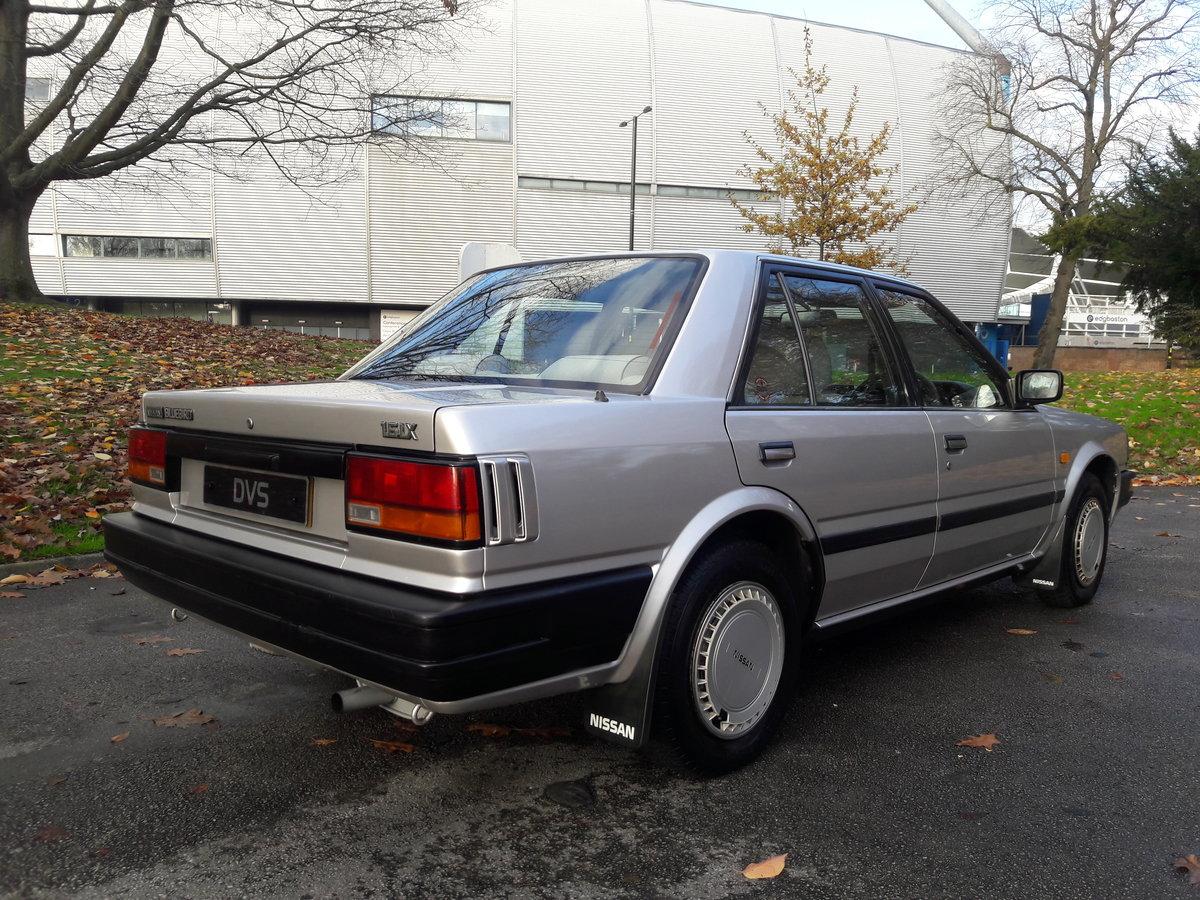 1987 E Reg Nissan Bluebird 1.6 LX, Saloon, 83k Miles *Mint* SOLD (picture 1 of 6)