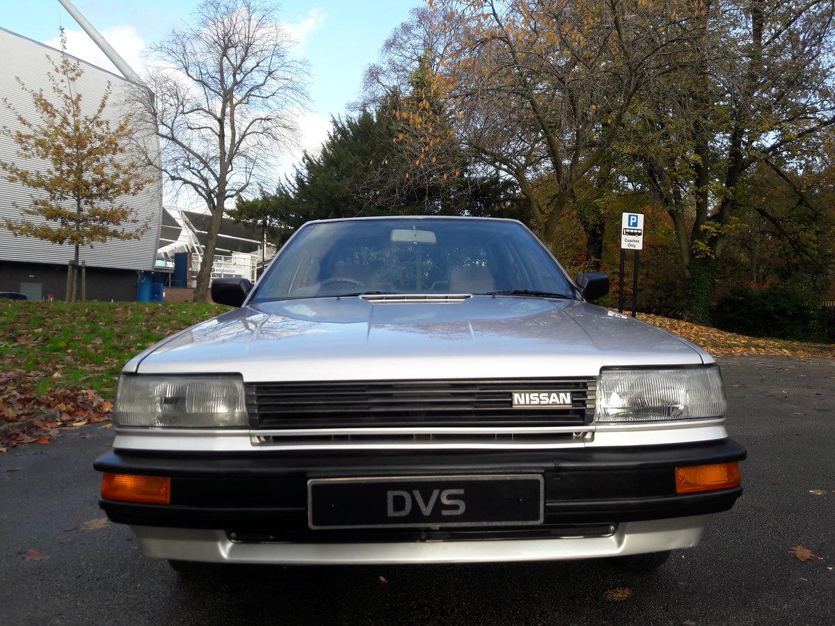 1987 E Reg Nissan Bluebird 1.6 LX, Saloon, 83k Miles *Mint* SOLD (picture 5 of 6)