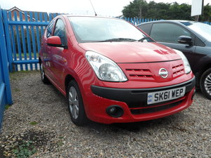SMALL NISSAN 2011 REG JUST 46,000 MILES NEW MOT VERY SMART For Sale