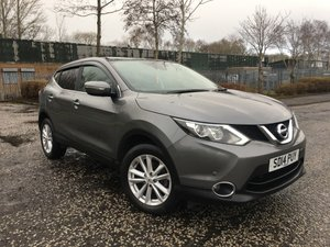 Picture of 2014 Nissan Qashqai 1.5dCi ( 110ps ) Acenta Premium Sat Nav Roof For Sale