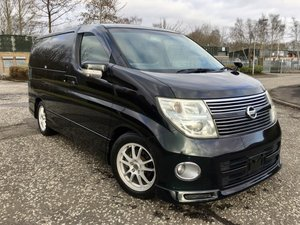 2008 Fresh Import Nissan Elgrand Highway Star 3.5 V6 Auto