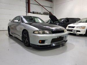 1996 Nissan Skyline 2.5 R33 GTS-T Spec 2
