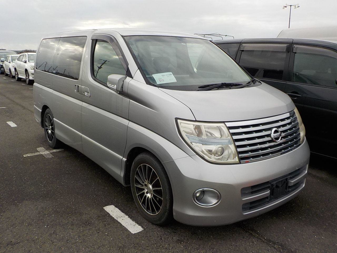 2005 Nissan Elgrand 3.5 Highway Star E51 For Sale (picture 1 of 5)