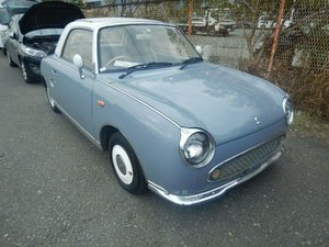 1991 Nissan Figaro 1.0 Turbo Retro Convertible