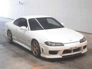 1999 Nissan Silvia 2.0 Type R S15 Turbo 6 speed manual