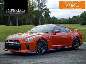 2016 Nissan  GT-R  RECARO EDITION 3.8 V6 570 BHP COUPE AUTO  58,9 For Sale