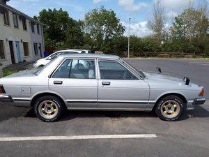 1980 Nissan Bluebird 1.8 petrol automatic
