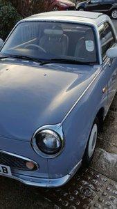 Nissan Figaro 1.0 turbo convertible