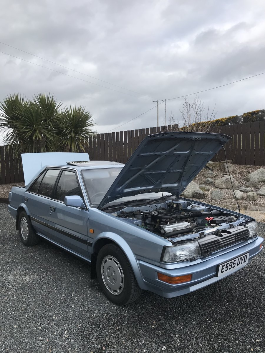 1987 Nissan Bluebird For Sale (picture 1 of 5)